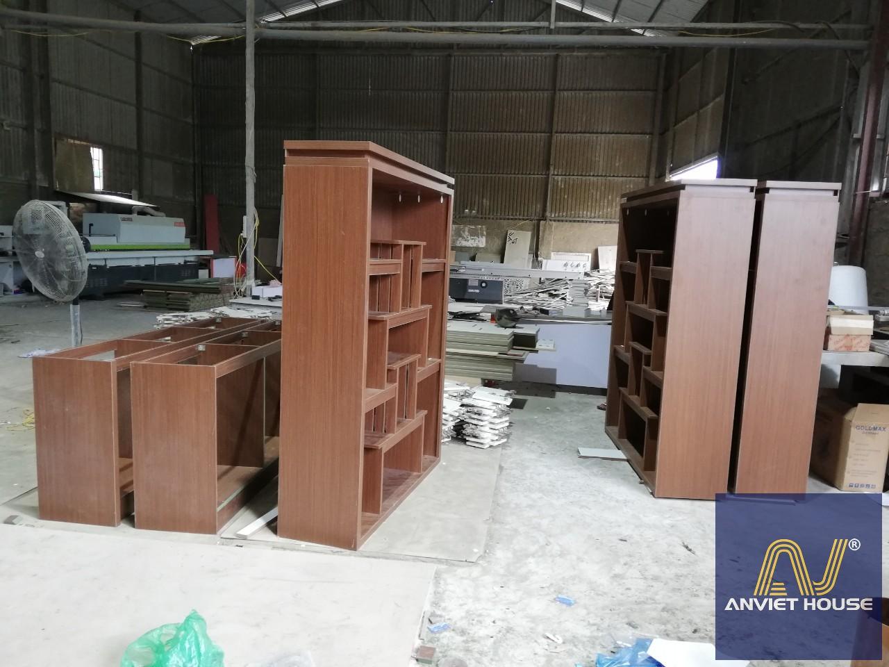xưởng sản xuất đồ gỗ công nghiệp