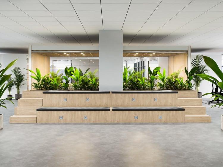 Văn phòng không gian mở