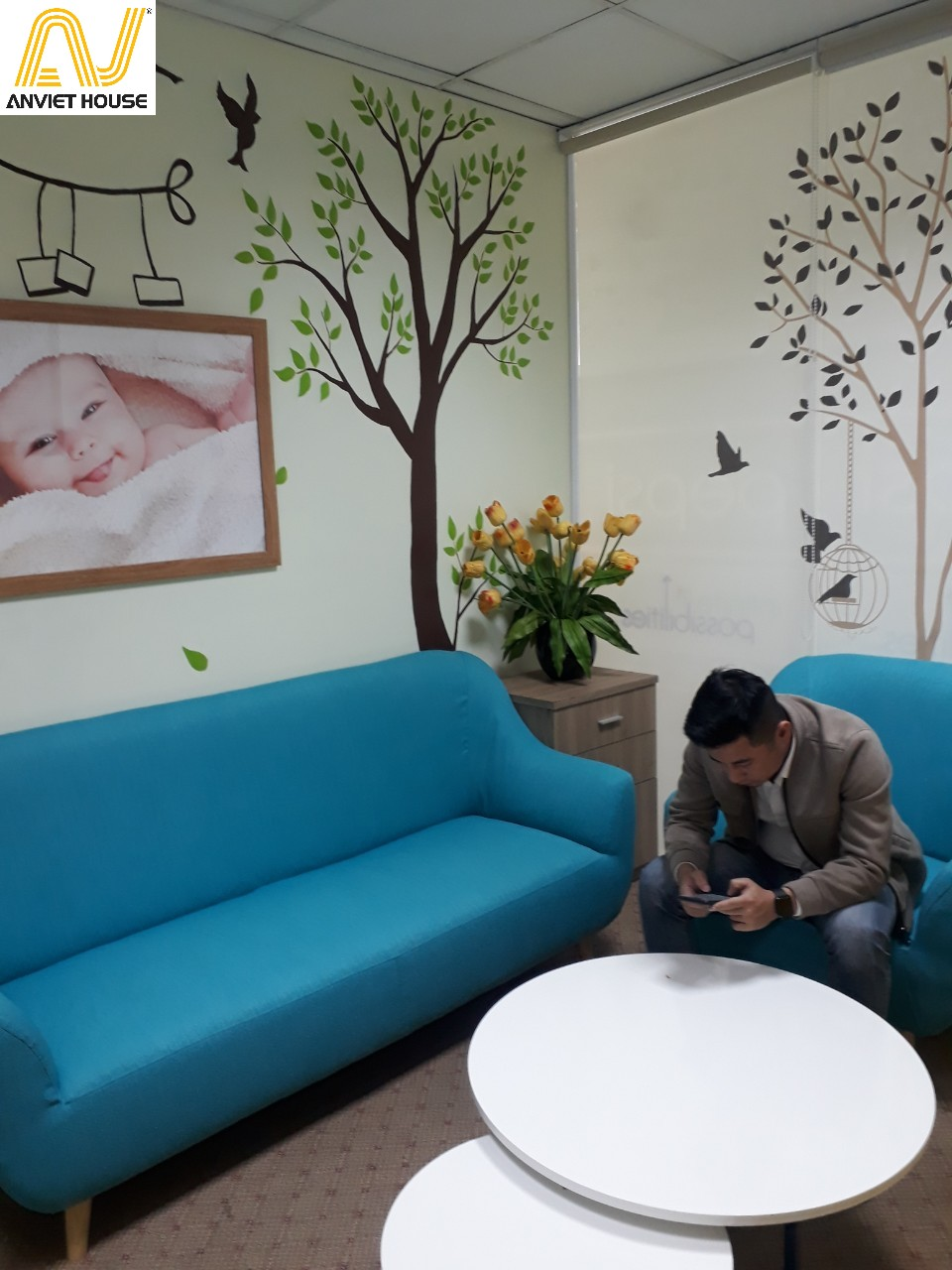 tư vấn thiết kế văn phòng pepsico