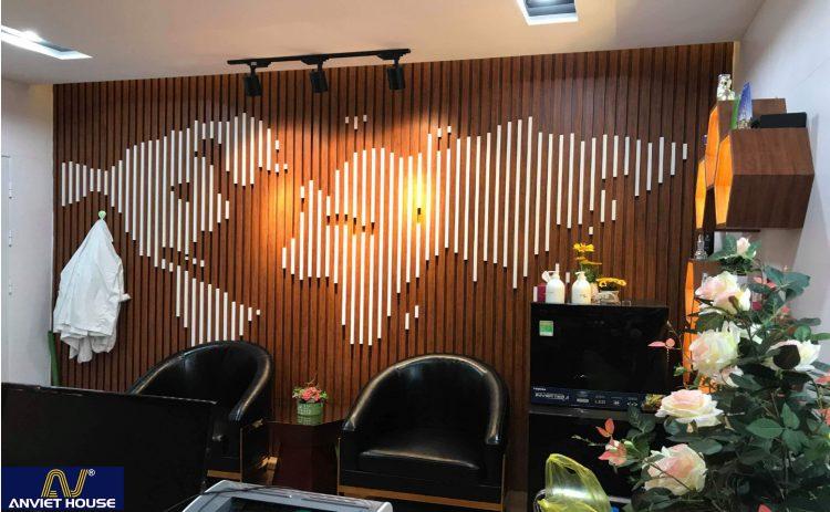 Anviethouse thi công nội thất văn phòng Lasva Sơn tây