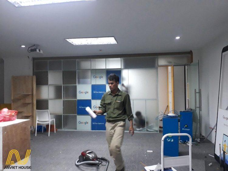 thi công nội thất văn phòng