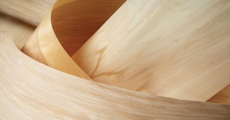 Lớp phủ Veneer trên nội thất gỗ công nghiệp