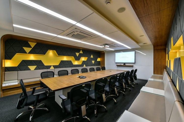 Thiết kế phòng họp chuyên nghiệp