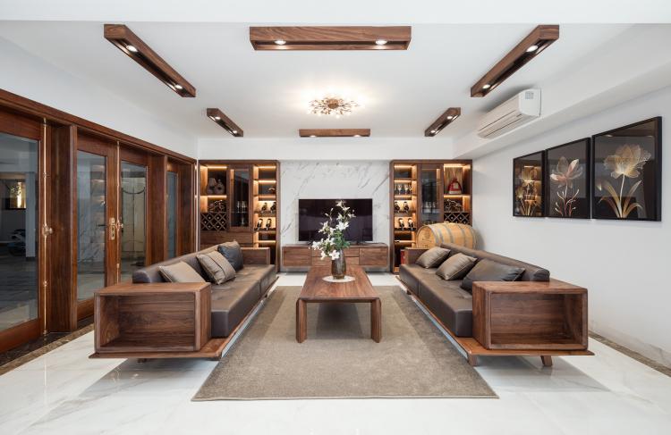 Nội thất gỗ tự nhiên phong cách hiện đại – xu hướng trong thiết kế nội thất
