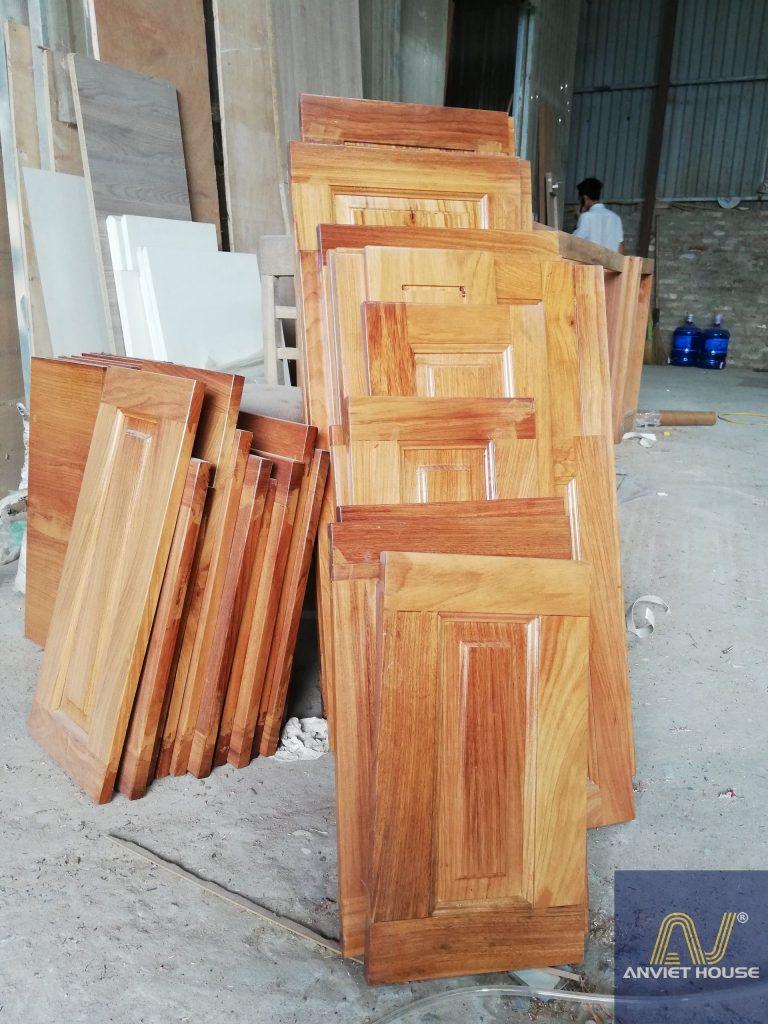 sơn gỗ gõ đỏ