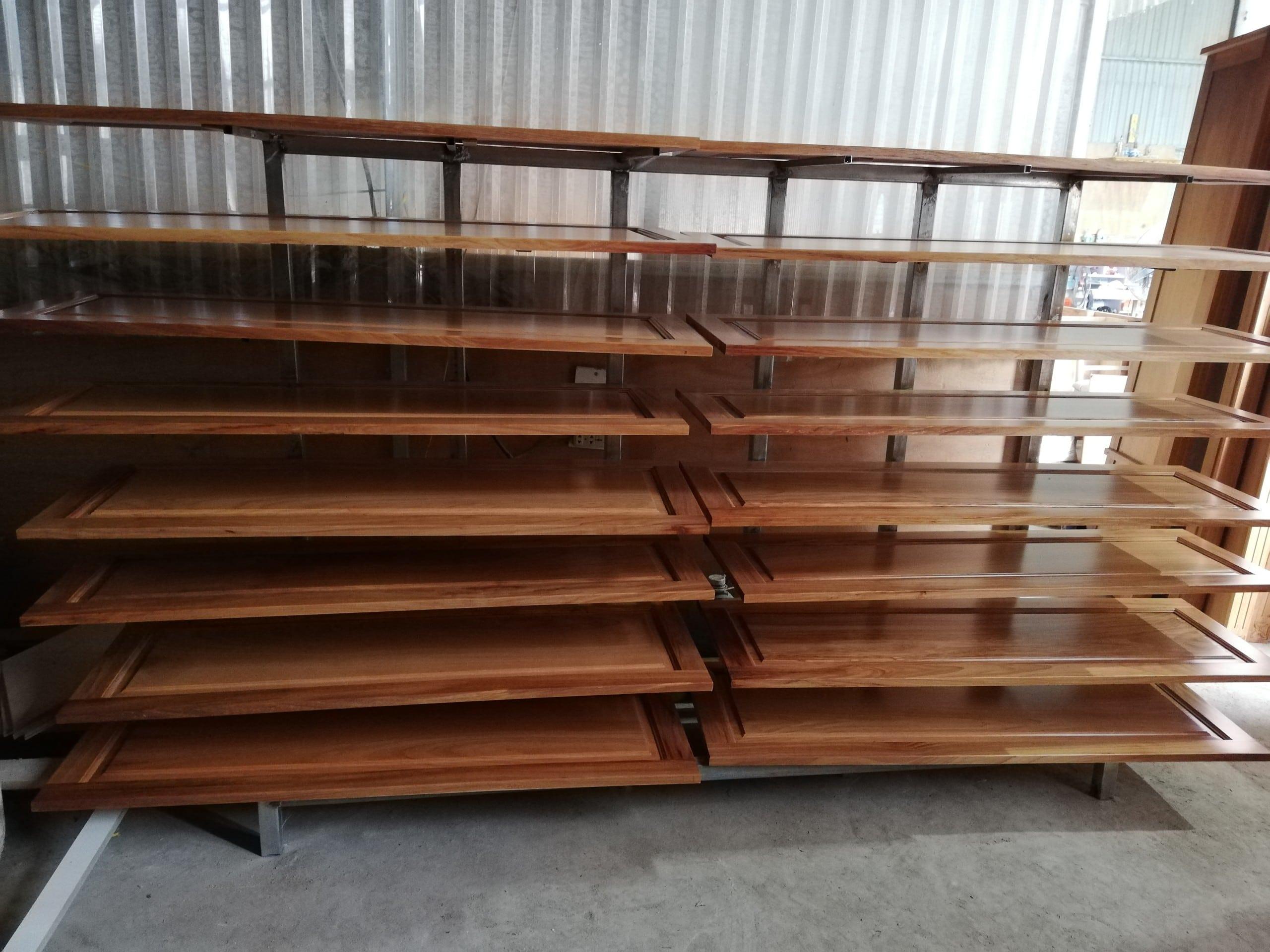 xưởng sản xuất đồ gỗ Anviethouse
