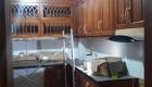 thi công nội thất gỗ tự nhiên phòng bếp