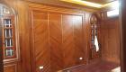 thi công nội thất phòng ngủ gỗ gõ đỏ