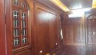 công ty nội thất an việt thi công biệt thự gỗ tự nhiên