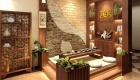 an viet house thiết kế cửa hàng trầm hương nhật tâm
