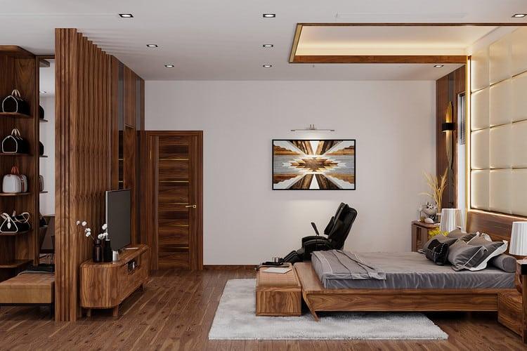 nội thất gỗ óc chó