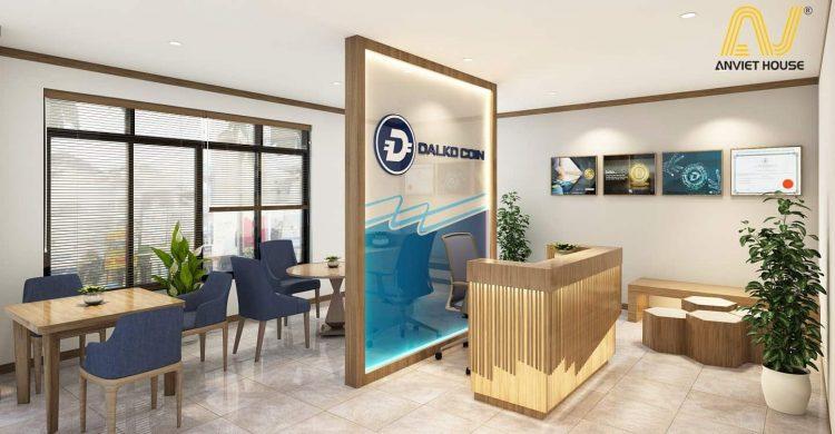 Thiết kế văn phòng Dalko Group
