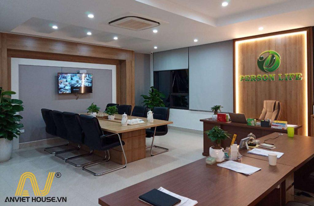 anviethouse thiết kế thi công văn phòng 7