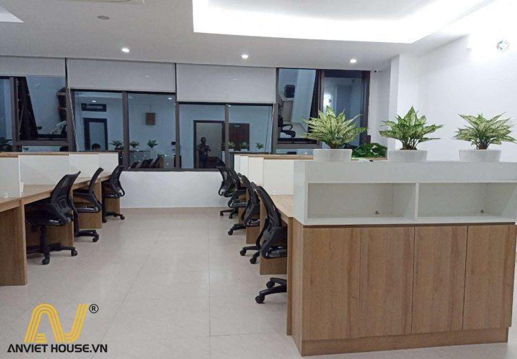 anviethouse thiết kế thi công văn phòng 8