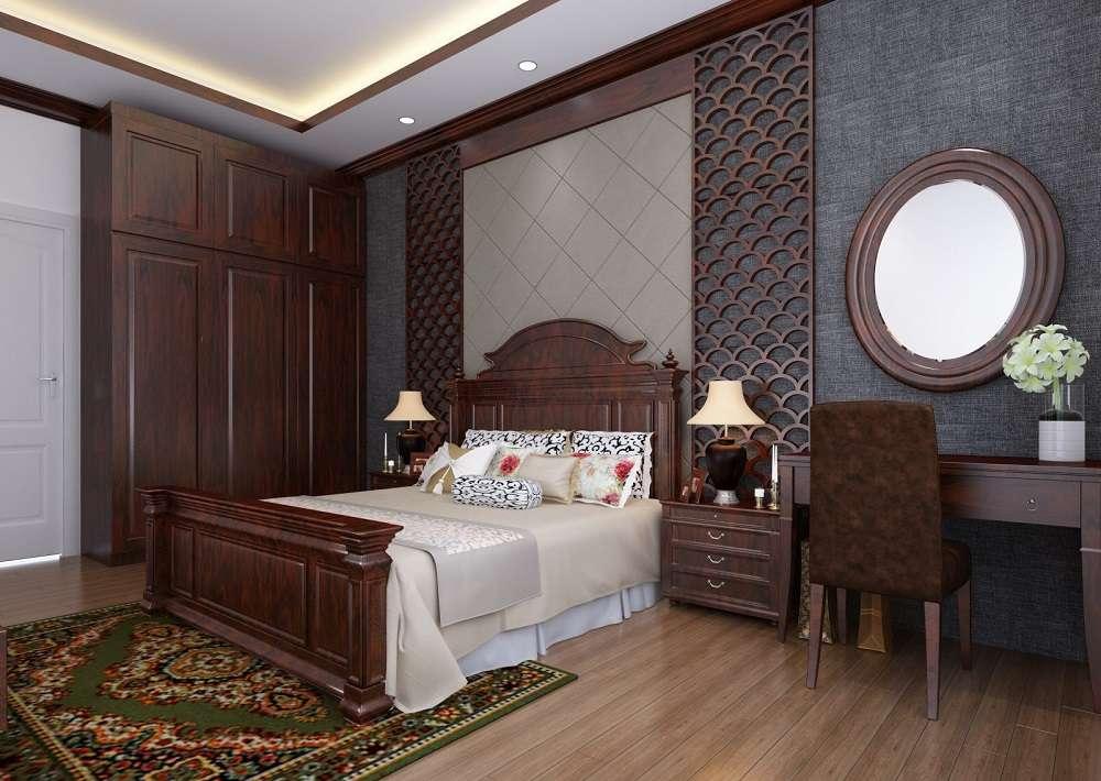 Nội thất phòng ngủ tính thẩm mỹ cao