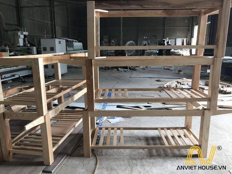 xưởng gỗ tự nhiên an viet house
