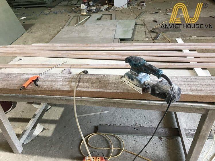 Xưởng gỗ tự nhiên Anviethouse