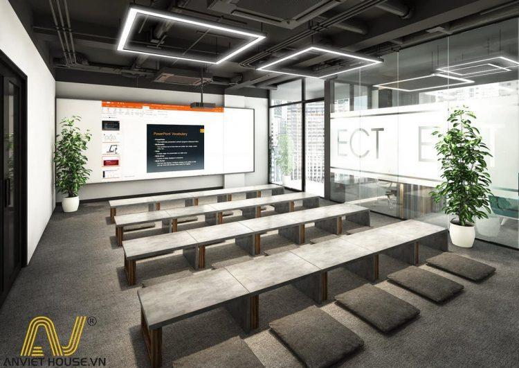 Thiết kế phòng đào tạo ECT