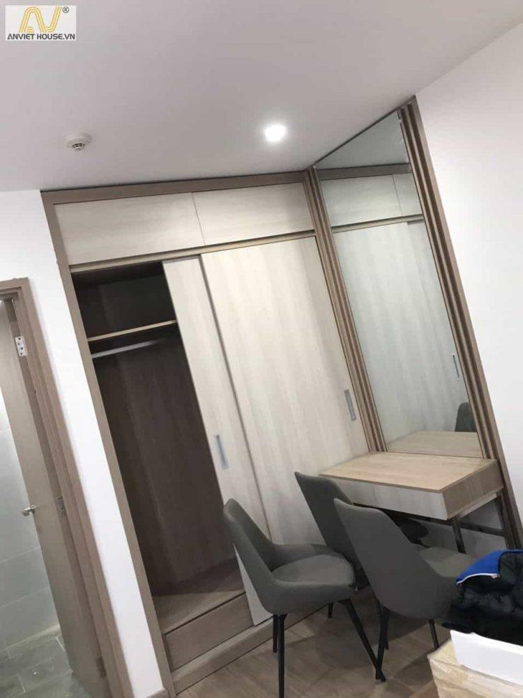 Thiết kế thi công nội thất căn hộ