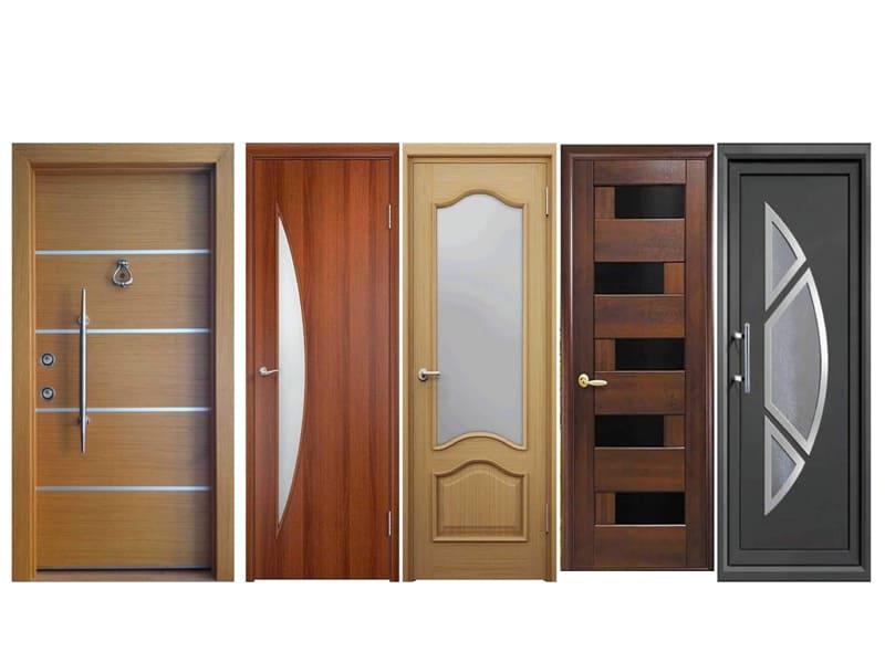 cửa gỗ 1 cánh cho phòng ngủ