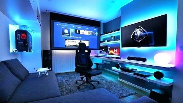 hệ thống ánh sáng độc đáo