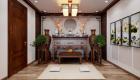 Nội thất phòng thờ biệt thự