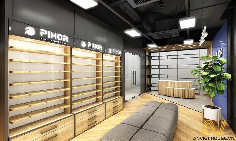 Pikor Vinhomes Westpoint Office Tower - sảnh trưng bày sản phẩm