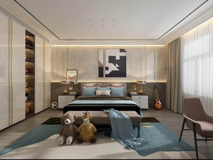 Phòng ngủ em bé - căn hộ 2 phòng ngủ