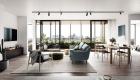 Thiết kế nội thất căn hộ phong cách Hàn Quốc