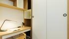 Mẫu căn hộ phong cách Nhật Bản - không gian làm việc