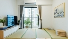 Mẫu căn hộ đẹp phong cách Nhật Bản