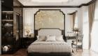 Thiết kế căn hộ đẹp đông dương - phòng ngủ 1