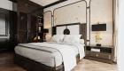 Thiết kế căn hộ đẹp đông dương - phòng ngủ 2