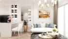 Thiết kế phòng khách nội thất căn hộ chung cư cao cấp