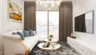 Mẫu thiết kế nội thất căn hộ chung cư cao cấp