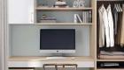 Thiết kế nội thất chung cư Scandinavian -khu vực làm việc