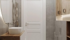Thiết kế nội thất chung cư Scandinavian - phòng tắm