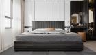 Thiết kế chung cư đẹp 1 phòng ngủ - phòng ngủ