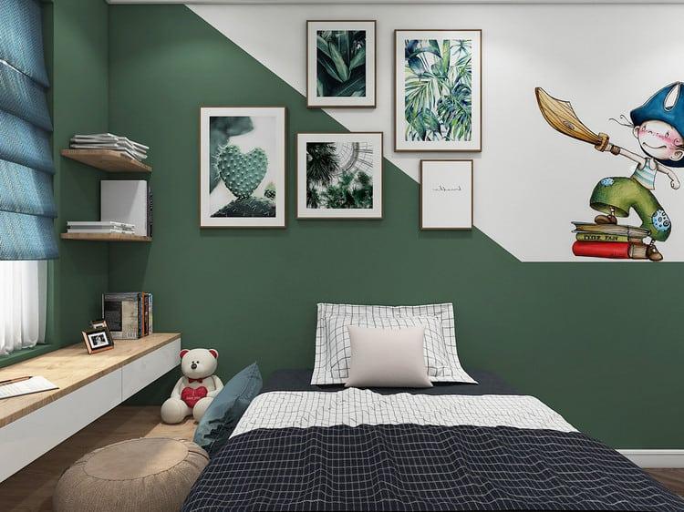 Không gian nội thất phù hợp lứa tuổi