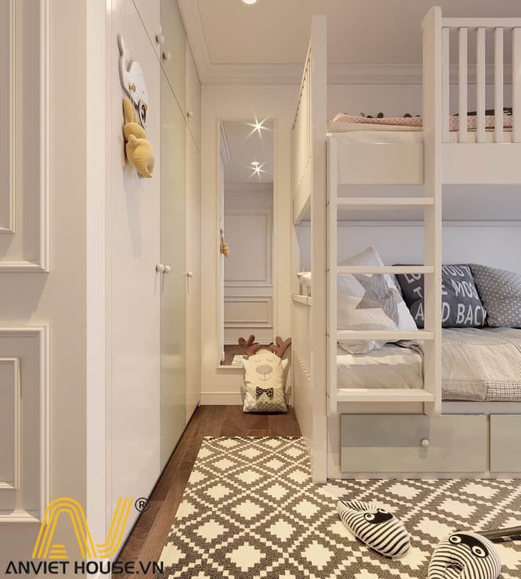 Phòng ngủ cho bé - chung cư Sunshine Golden