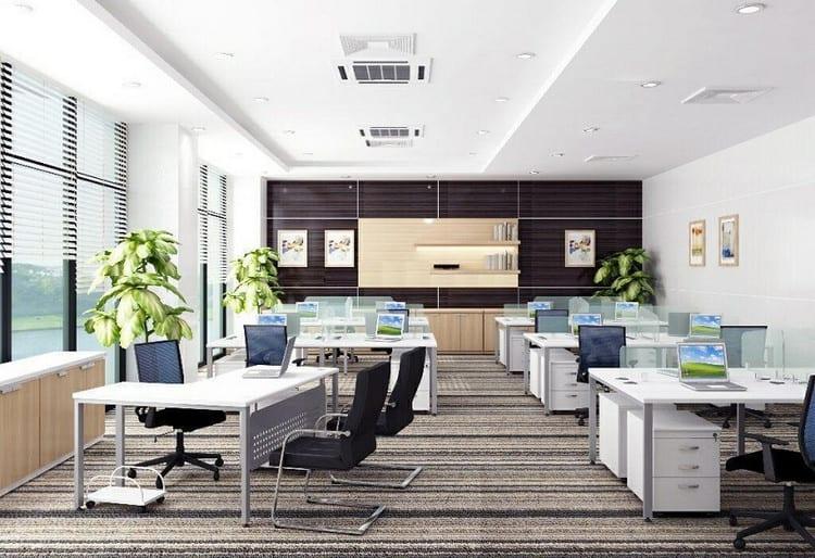 Văn phòng nhỏ hiện đại