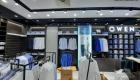 Hệ tủ cửa hàng thời trang Owen Big C Hải Dương