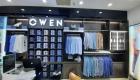 thiết kế thi công nội thất cửa hàng owen big c hải dương