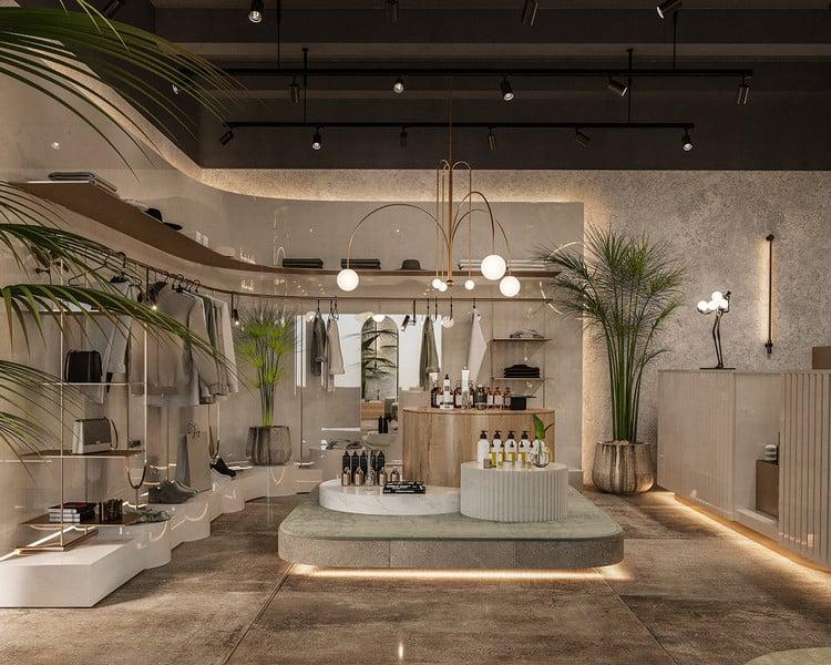 Phong cách boutique