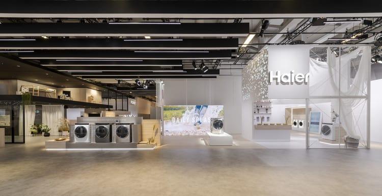 Thiết kế showroom điện máy ấn tượng