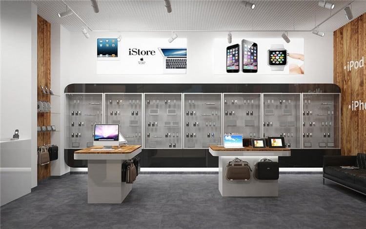 Shop Istore hiện đại