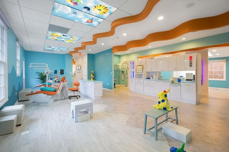 phòng khám trẻ em