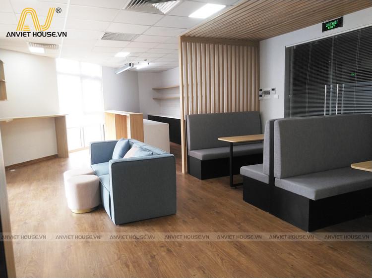 Thi công nội thất văn phòng ZYYX