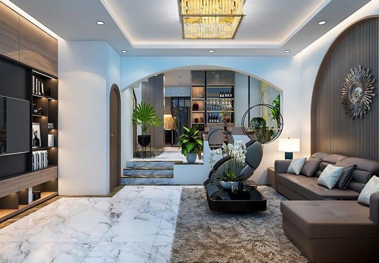 Lựa chọn vật liệu nội thất phù hợp