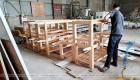 sản xuất giường spa